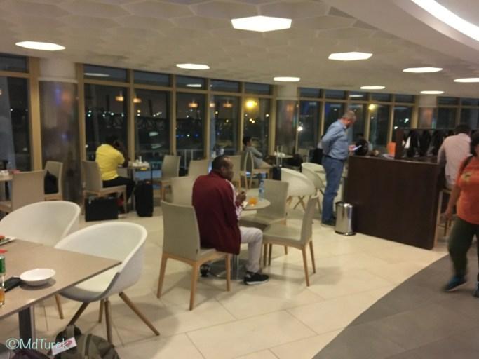 Review Pride Lounge op Nairobi Jomo Kenyatta International Airport (NBO)