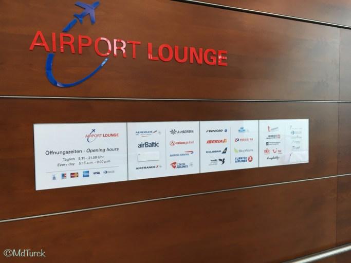 Review Hamburg Airport & Hamburg Airport Lounge