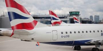 British Airways vaker en verder vanaf London City