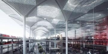 Derde vliegveld Istanbul, Istanbul New Airport, geopend