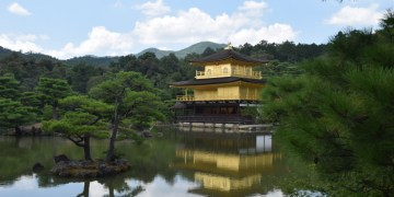 Een bezoek aan Kankaku-Ji is een echte aanrader
