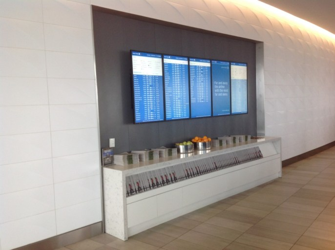 united club, united, Los Angeles, review