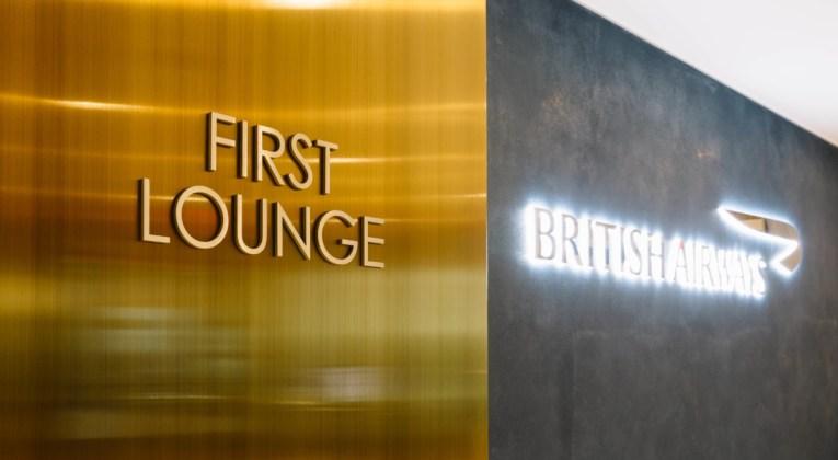 Vernieuwde First Lounge van British Airways op New York JFK