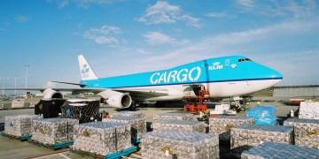 Nieuw in de KLM Webshop - Duurzame KLM Cargo artikelen