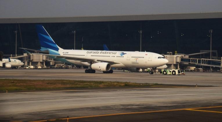 Garuda Indonesia moet vloot halveren om te overleven