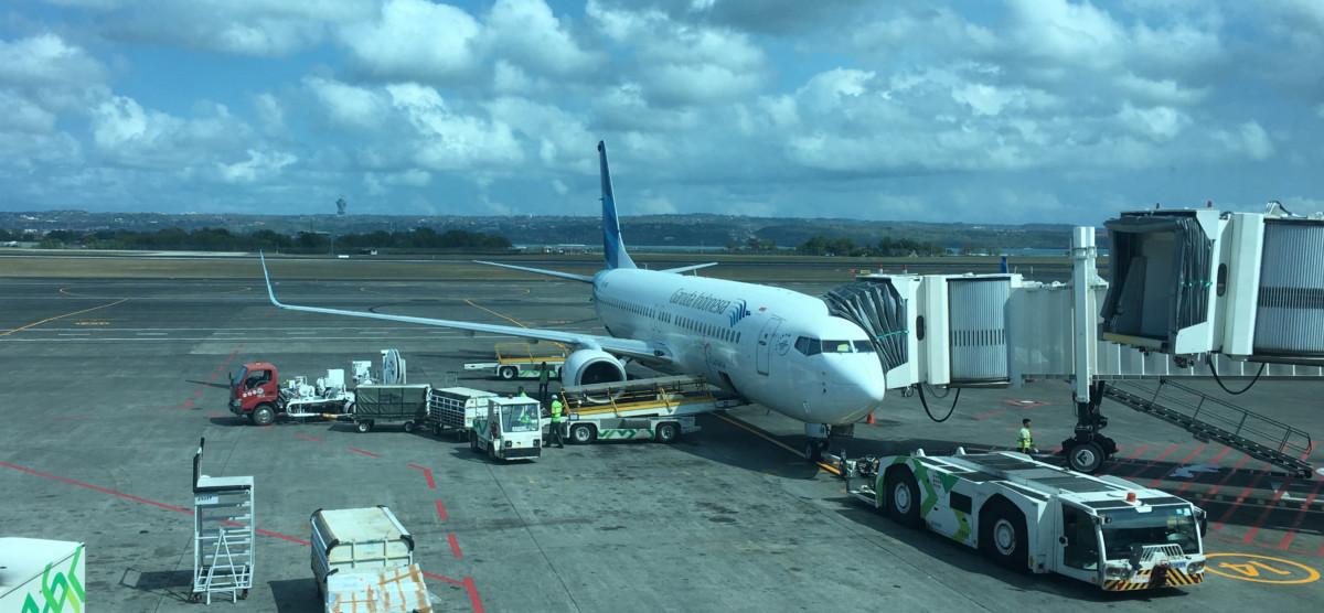 Review Garuda Indonesia Bali Denpasar – Jakarta Economy Boeing 737