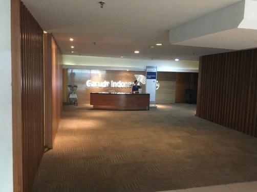 Review: Garuda Indonesia International Business Class Lounge Jakarta Airport