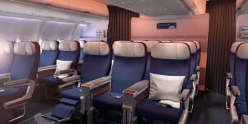 Brussels airlines nieuwe premium economy class