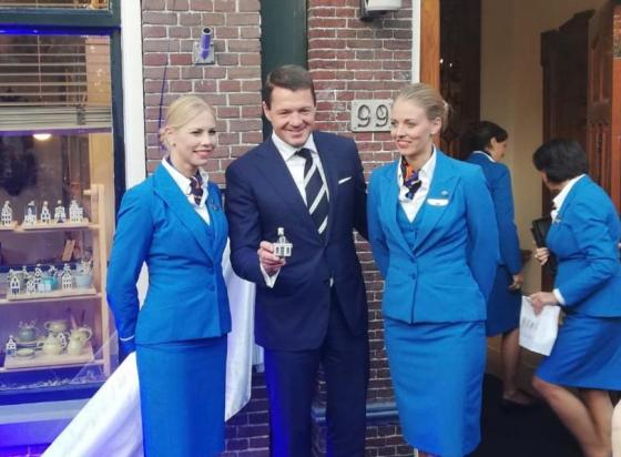 Viert KLM 100ste verjaardag zonder CEO Elbers?