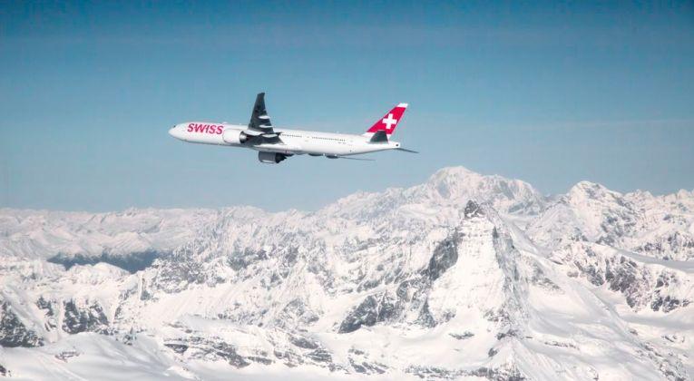 Nieuw Premium Economy in Boeing 777-300ER SWISS