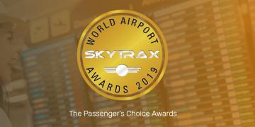 Skytrax Best Airport 2019