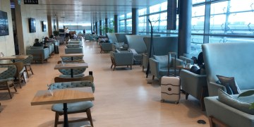 Review - Primeclass Business Lounge Riga Airport