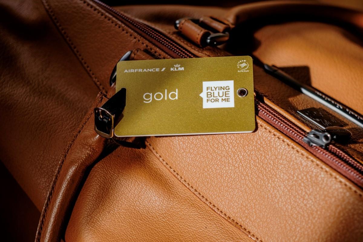 Met een Flying Blue Gold status krijg je gratis loungetoegang (Bron: Flying Blue)