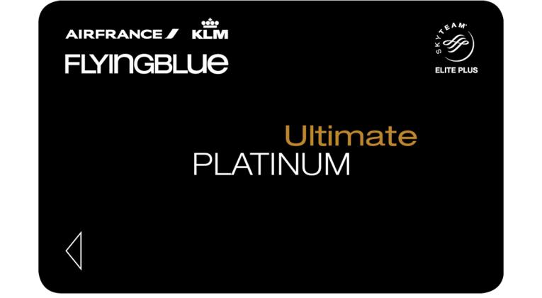 Flying Blue Platinum ultimate
