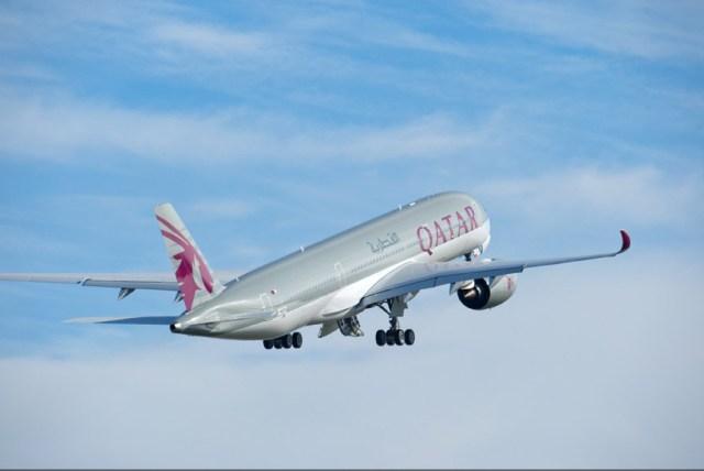 Qatar Airways met A350 naar Gaborone, Botswana