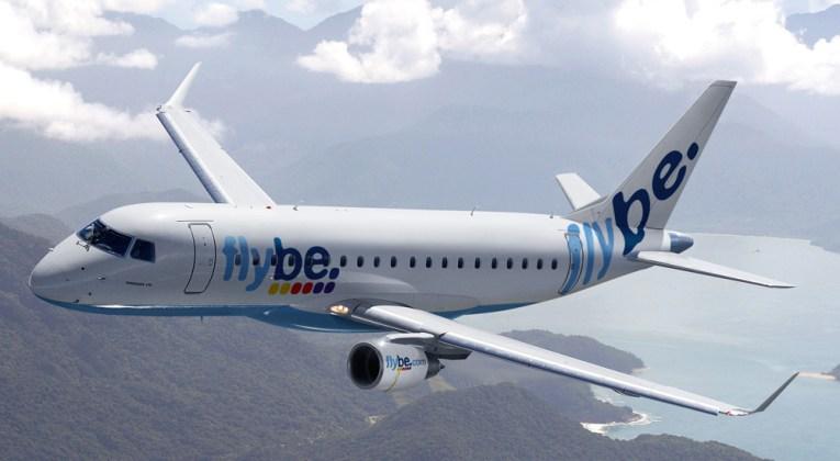 Flybe Embraer E175 (Bron: Flybe)