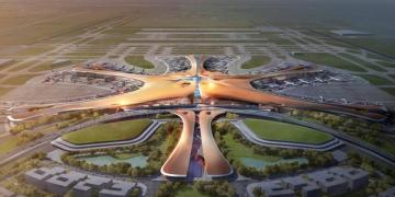 Grootste vliegveld Beijing Daxing geopend