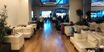 turkish airlines, Istanbul, lounge, domestic