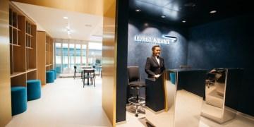 Vernieuwde British Airways Lounge in Genève geopend