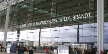 brandenburg, berlijn, lucthaven