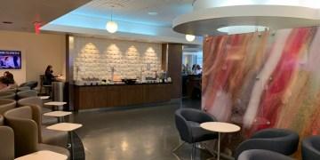Review: Delta Sky Club Lounge Los Angeles Terminal 3 Mezzanine Level