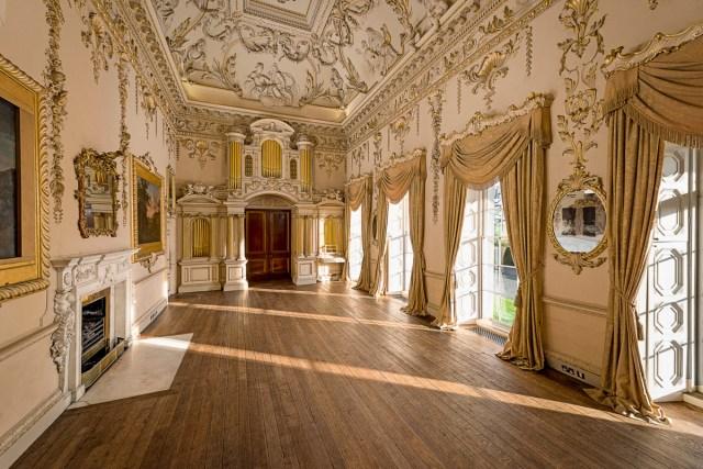 Balzaal in het Fairmont Carton House nabij Dublin (Bron: Fairmont)