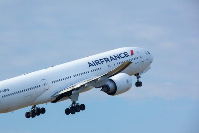 Air France B777-200 (©Air France)