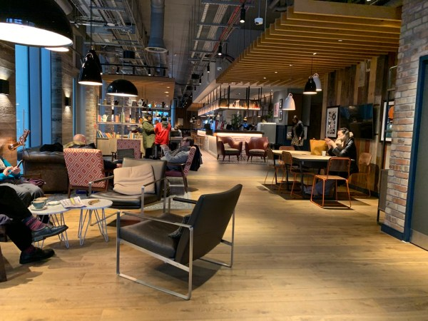 Review: Ibis Canning Town - Londen