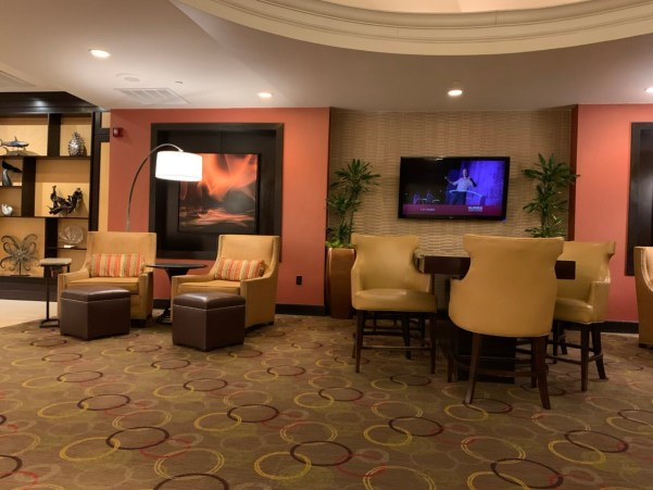 Review: Providence Marriott Downtown - Rhode Island