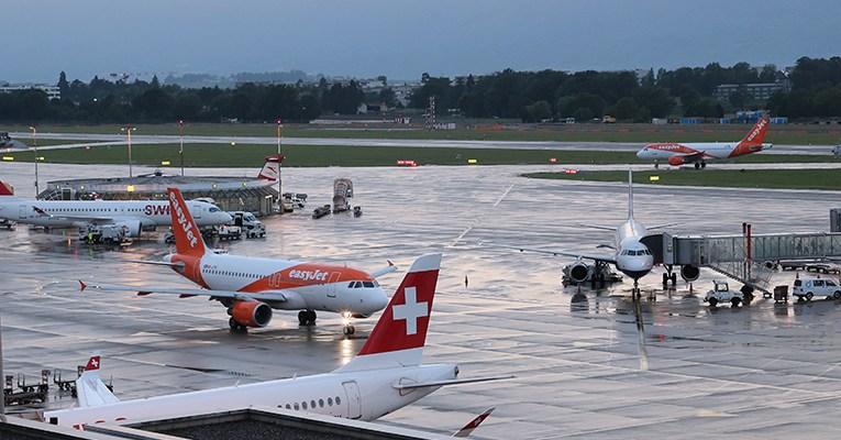 Wordt vliegen door vliegtaks in Zwitserland ontmoedigd?