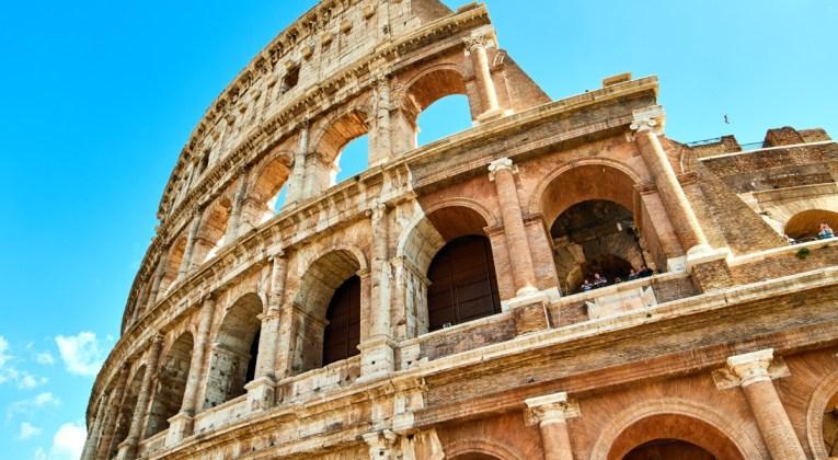 Het Colosseum in Rome (Bron: Unsplash / Mathew Schwartz)