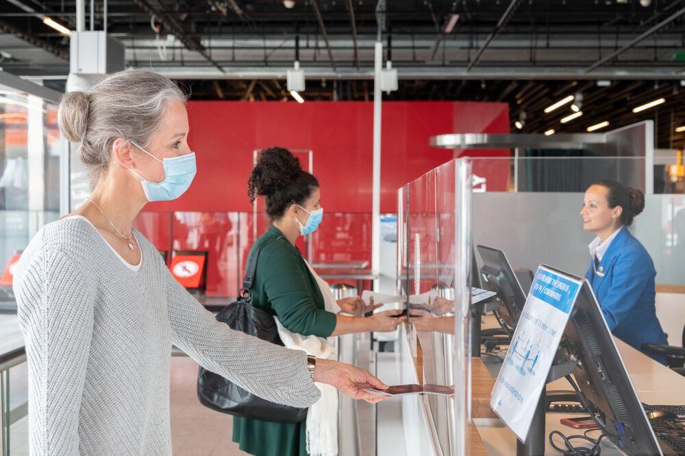KLM health services - Coronatest