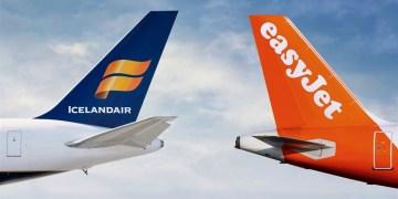 Naadloze overstap in Amsterdam tussen easyJet en Icelandair door nieuwe samenwerking
