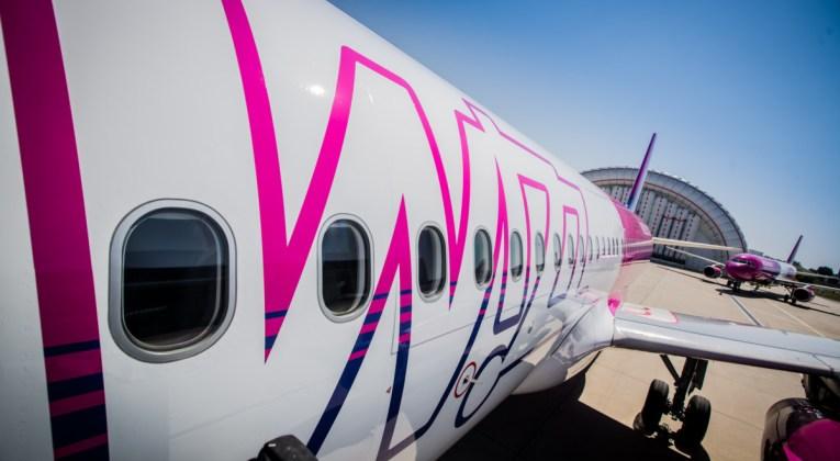 Airbus A320 van Wizz Air (Bron: Wizz Air)