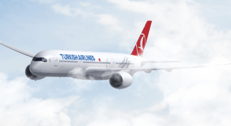 Turkish Airlines, A350
