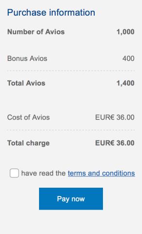 british airways, avios