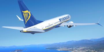 Ryanair vergroot order Boeing 737 MAX 8