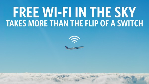 Delta stapt in 2021 over naar gratis wifi van Viasat
