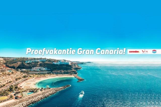 Tweede corona proefreis naar Gran Canaria