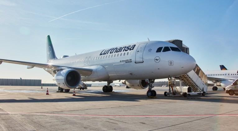 Dit is de Lufthansa buy-on-board service in Europa