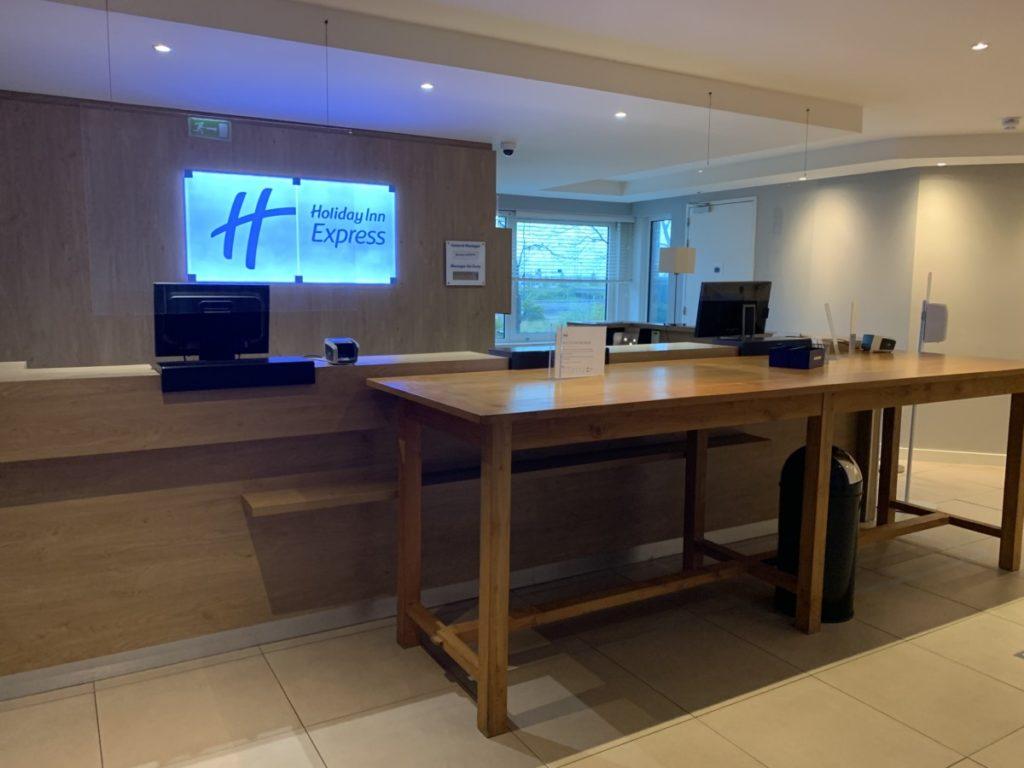Review: Holiday Inn Express Amsterdam Sloterdijk Station