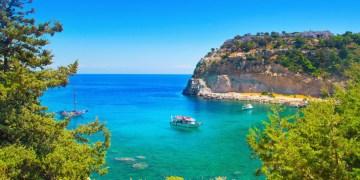 Corendon vliegt vanaf volgende maand naar het Griekse eiland Rhodos (Bron: Corendon)