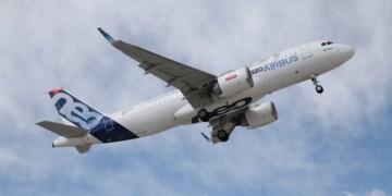 De nieuwe Airbus A320neo toestellen voor Brussels Airlines (Bron: Brussels Airlines/Airbus)