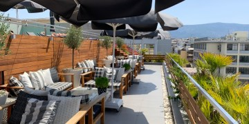 Review: Fresh Hotel, Athens, a Member of Design Hotels