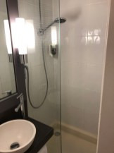Ibis Styles Luxembourg Centre Gare badkamer