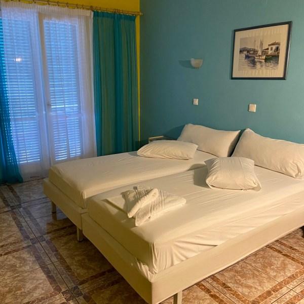 Kokkari Beach Hotel Samos