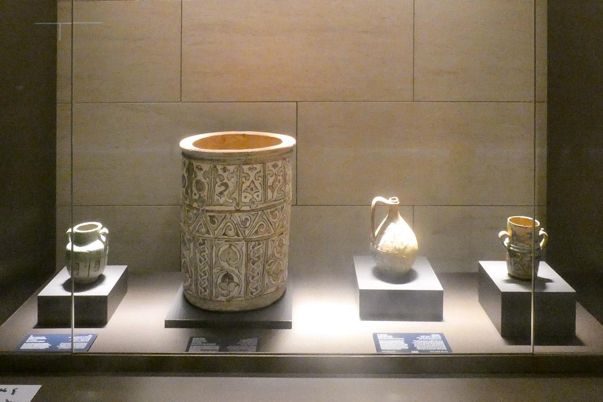 Kunstinstallasjoner fra Museum of Islamic Art