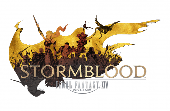 Final Fantasy XIV Online Stormblood banner