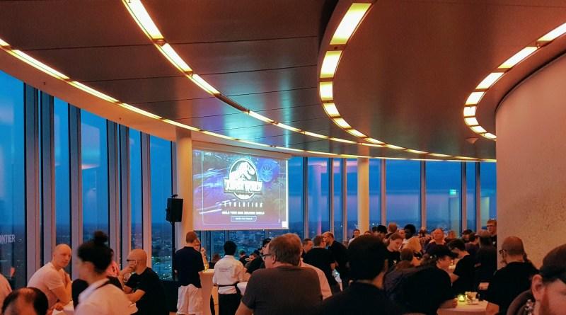 Forntier Meet 2017 im KölnSky