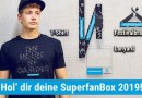 Die gamescom #Superfan2019 Box